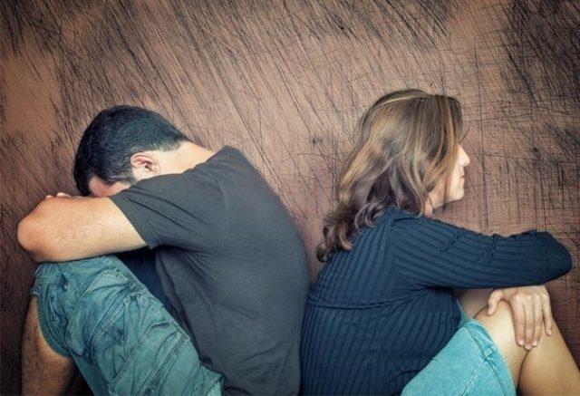 婚姻関係破綻